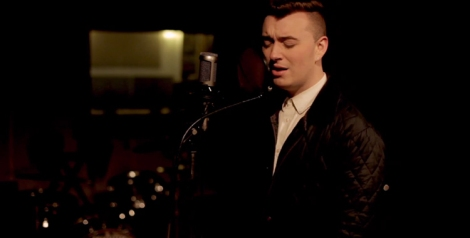 Sam Smith - Latch (Disclosure cover)
